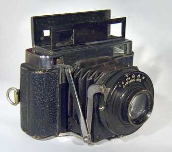 Photo of homemade camera - ready for use