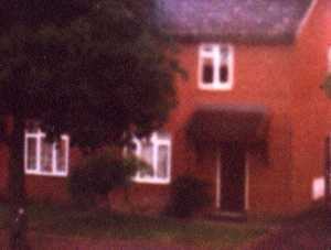 Photo of house across road