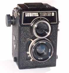 Photo of Lubitel 166B TLR