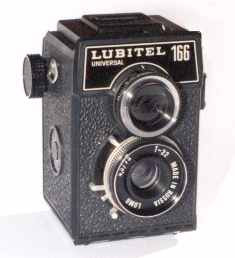 Photo of Lubitel 166 Universal TLR