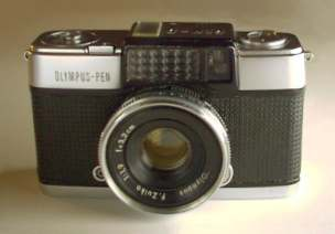 Photo of Olympus PEN D