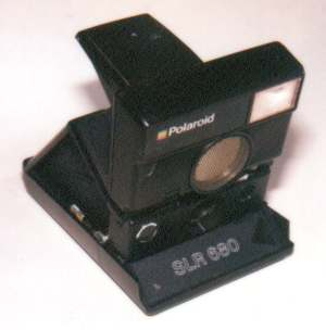 Photo of Polaroid SLR680