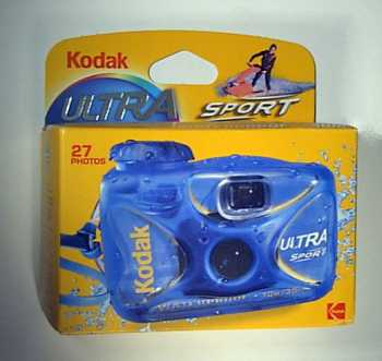 Original box packaging for the Ultra Sport